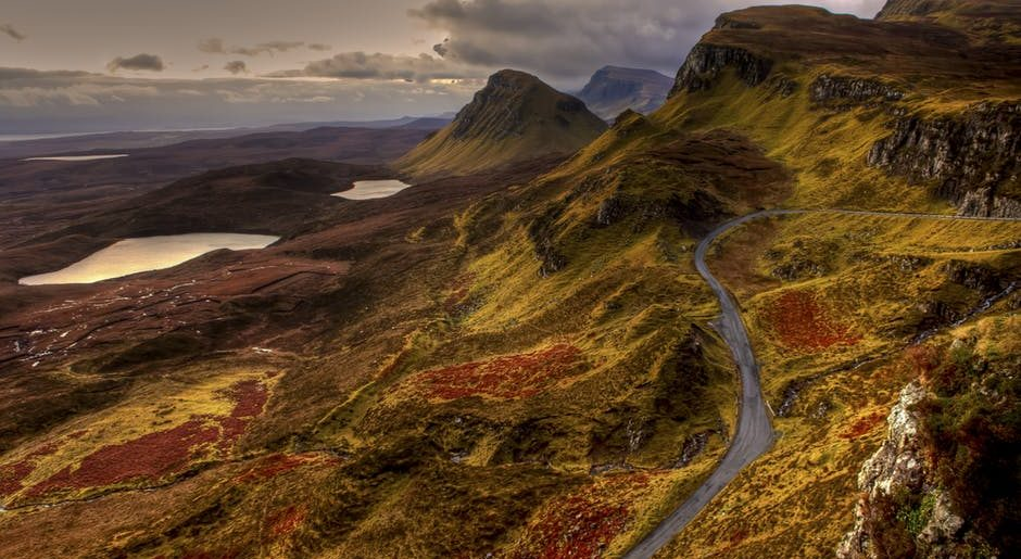 Scotland's Top Five Natural Beauty Spots
