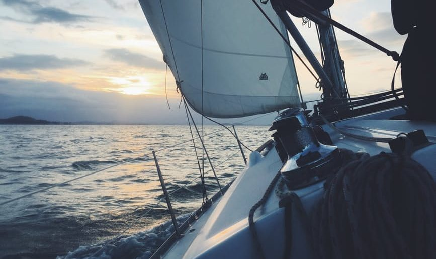 Sailing in Scotland: Seafood and Whiskey Galore.