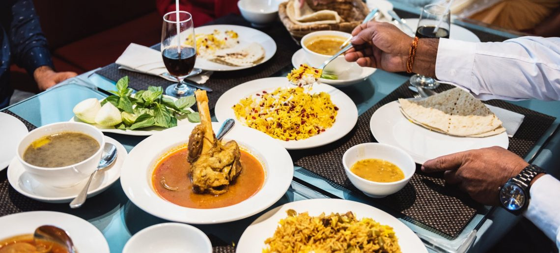 Why You Should Consider An Indian Restaurant Glasgow